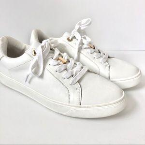 Topshop Wms White Sneaker NWT
